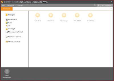 Cattura - Nuovo DAEMON Tools Ultra 5
