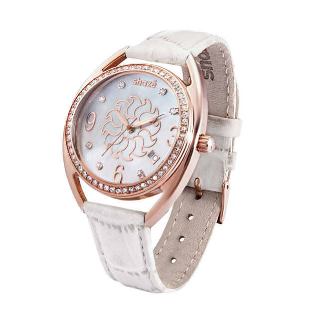 The Pretty Crazy Watch by shazé. Price- Rs. 15,890-