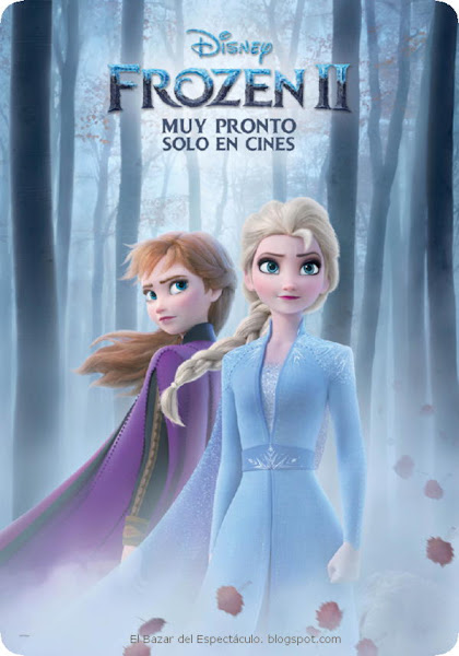 Frozen 2 15 Posters Personajes Individuales Latino