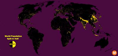 http://metrocosm.com/world-population-split-in-half-map/