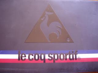 Le Coq Sportif, casual, casualismo, logo,