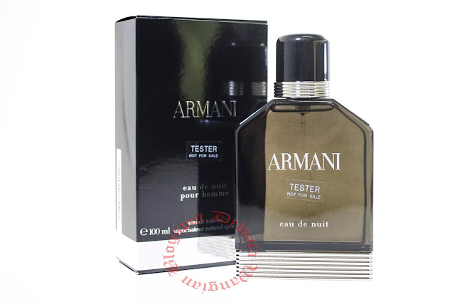 Armani Eau De Nuit Tester Perfume