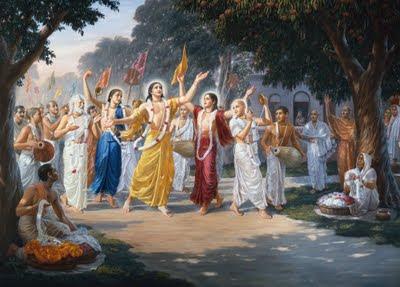 Chaitanya Maha Prabhu