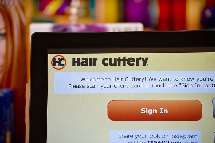 picture about Hair Cuttery Printable Coupons known as Hair cuttery keep an eye on in just on the web /
