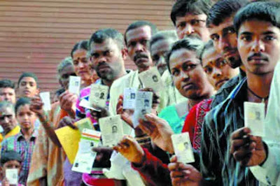 MP poll: Opening for Congressabout 2,500 kilometres,