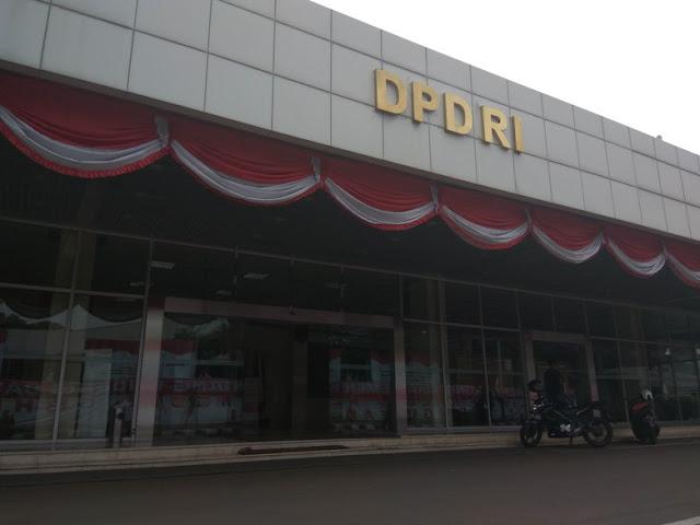 DPD Rapat Bahas Irman Gusman Ditangkap KPK: Ini Sesuatu yang Aneh