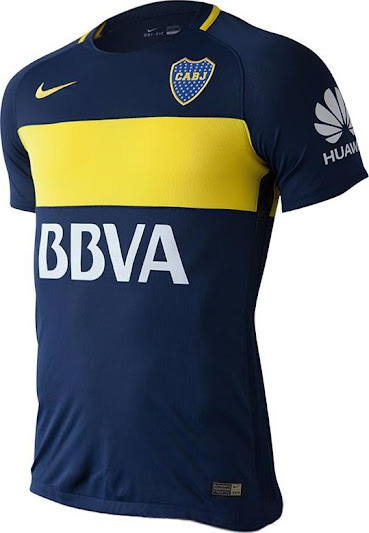 online store 68fbd 94655 Boca Juniors 16-17 Kits Released - Footy Headlines