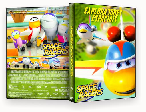 EXPLORADORES ESPACIAS – ISO – CAPA DVD