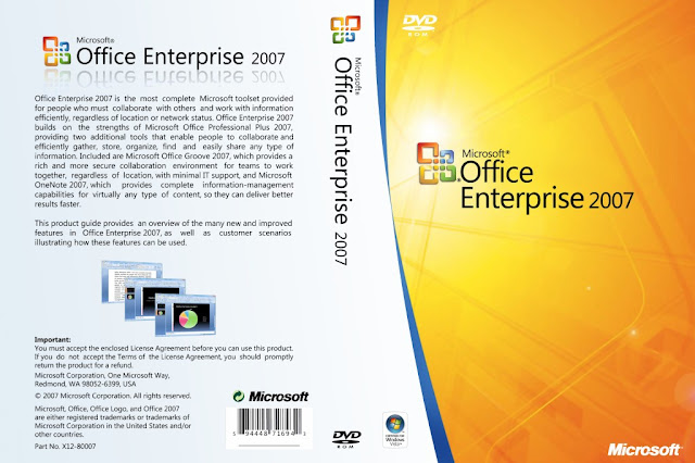 ISO Office MSDN 2007 Original