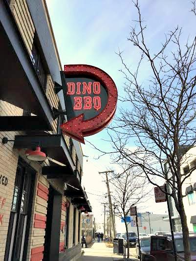 Dinosaur Bar-B-Que Chicago