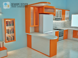 harga kitchen set minimalis di malang