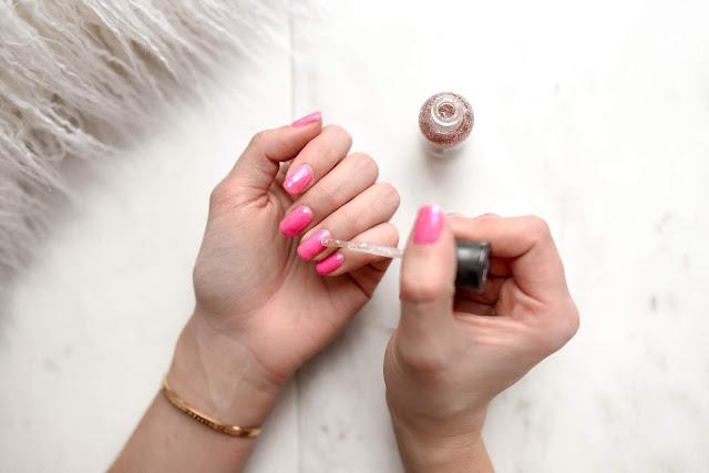 nagellack trocknen