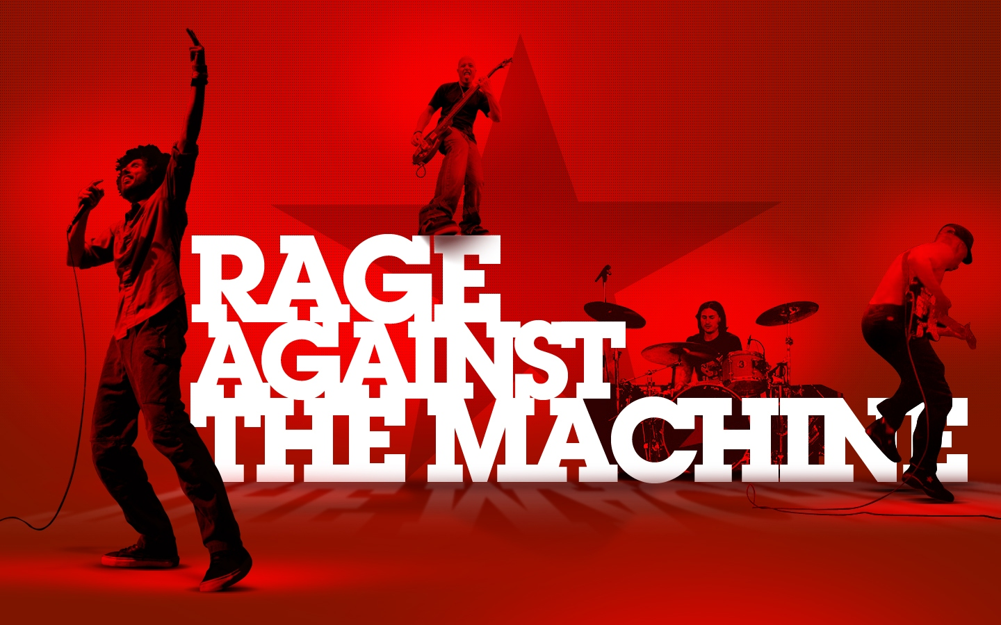 mashababko: Hd Wallpaper Rage Against The Machine