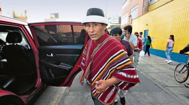 Reiniciaría protestas en Las Bambas si no archivan denuncias contra comuneros