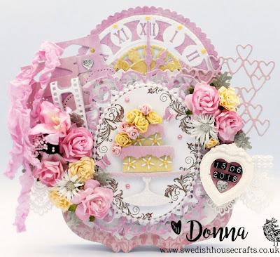 Donnas Card Emporium Swedish House Crafts Dt
