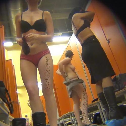 LockerRoom Spy 199-208 (Real Voyeur Hidden Camera Locker Room Fitness Club)