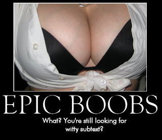 Epic Boobs