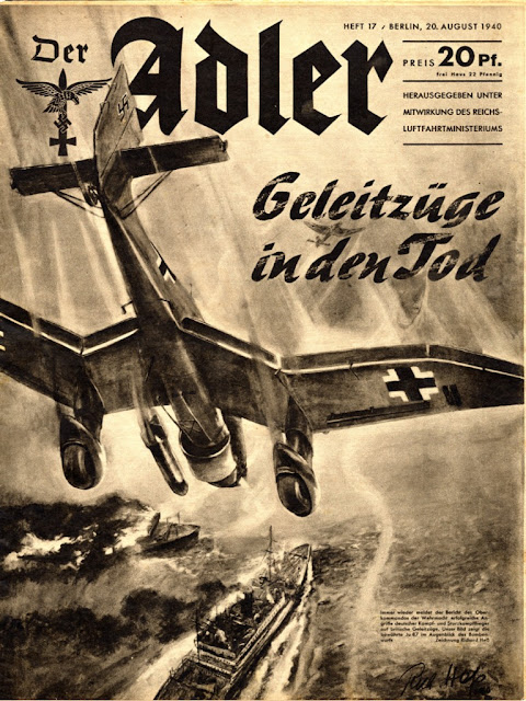20 August 1940 worldwartwo.filminspector.com Der Adler