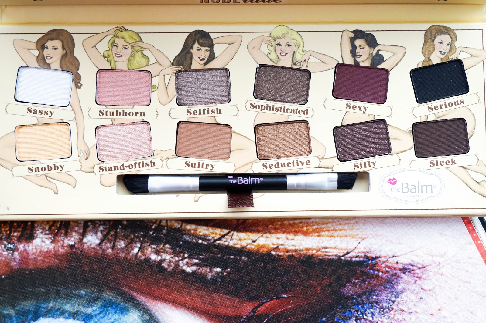 theBalm Nude Tude Palette
