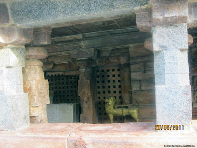 Jogulamba Devi Temple at Alampur