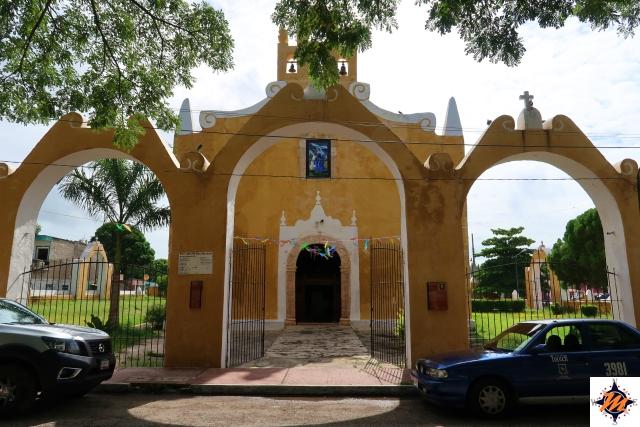 Valladolid, chiesa di Santa Ana