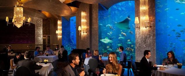 افضل مطاعم دبي المسافرون العرب