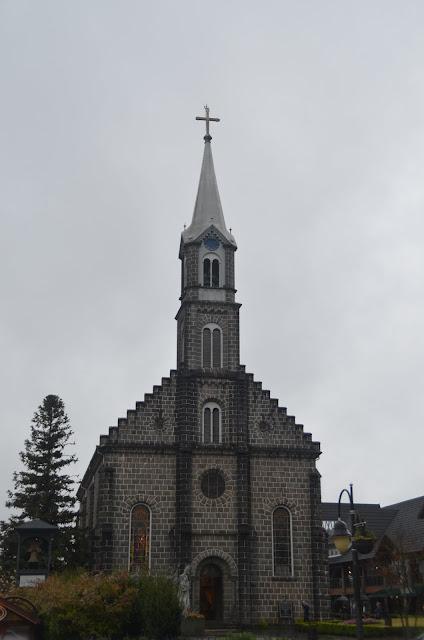 Paróquia São Pedro.