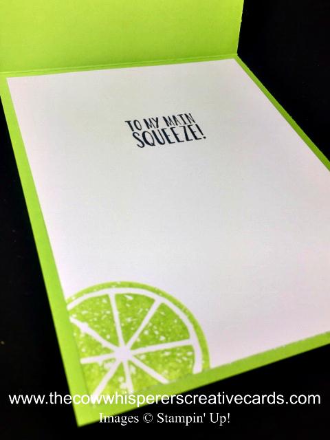 Card, Lemon Zest, Tropical Escape, Lemon Builder Punch, Layered Leaves Embossing Folder