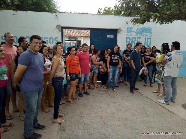 Sindicato repudia atitude do prefeito do Brejo de não pagar 13º e outros direitos aos professores