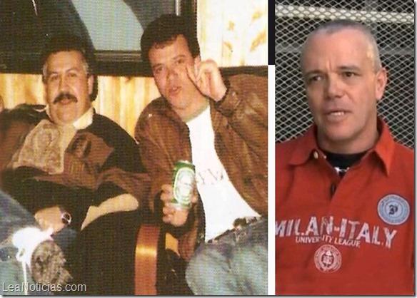 """Así fue la captura de El """"Popeye"""", exjefe de sicarios de Pablo Escobar, por extorsión"""