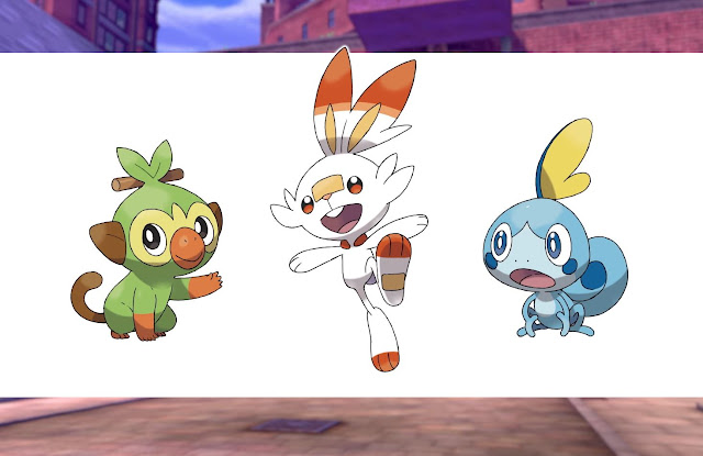 Pokemon Sword and Shield for Switch