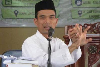 Profil Biografi Ustadz Abdul Somad Lc MA Lengkap Beserta Biodatanya