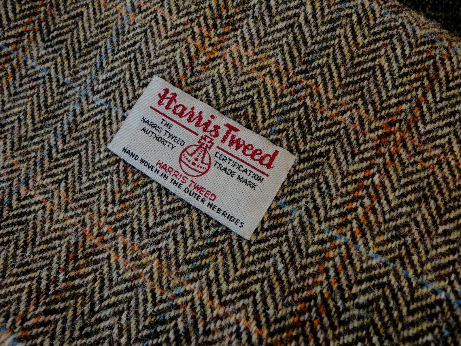 2b3ed2eba489 Harris Tweed has over the last decade been finding it s way into more than  just sports coats and men s suits. I have noticed (and enjoyed) its being  ...