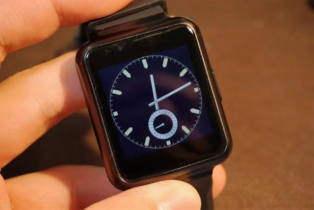 Android5.1搭載で単体運用可能なApple Watch似のスマートウォッチFinow Q1ファーストインプレッション