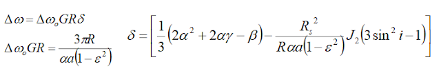 General Relativity Equation