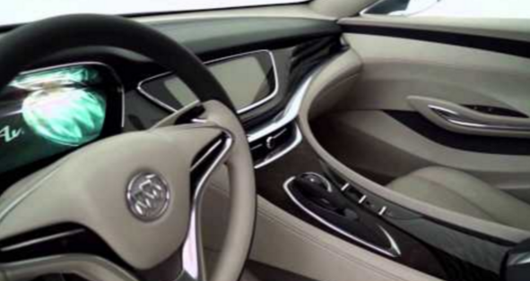 2016 Buick Avenir Release Date