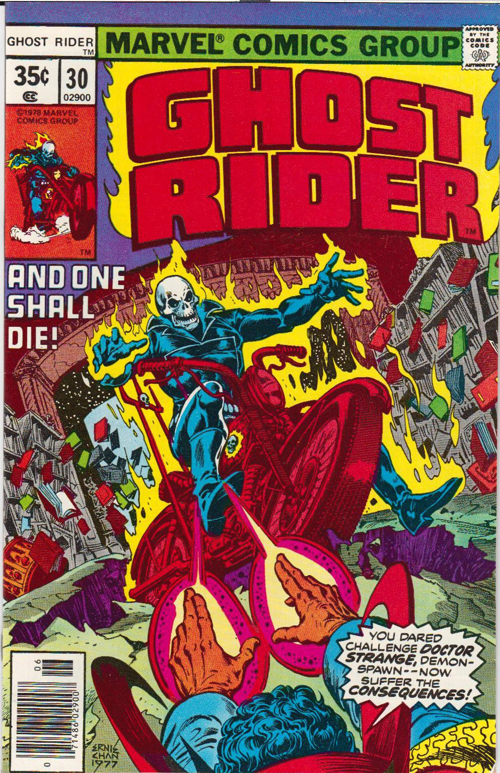 Bloody Pit of Rod: Ghost Rider Covers!