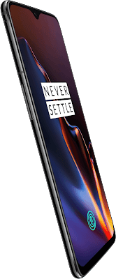 OnePlus 6T Waterdrop notch