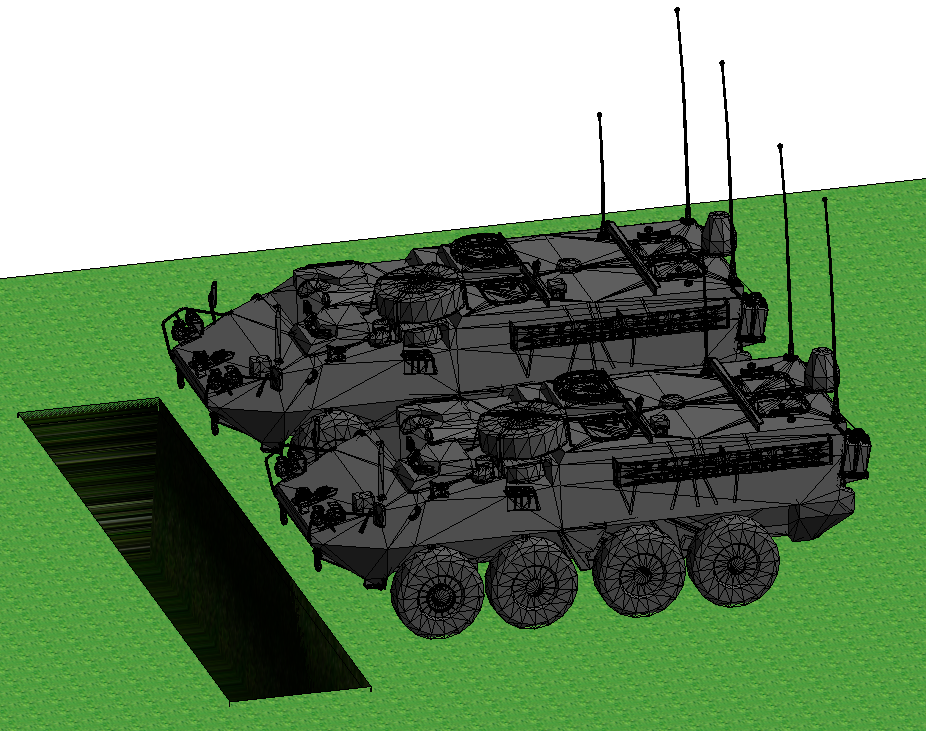 Смуга перешкод підрозділів військової розвідки