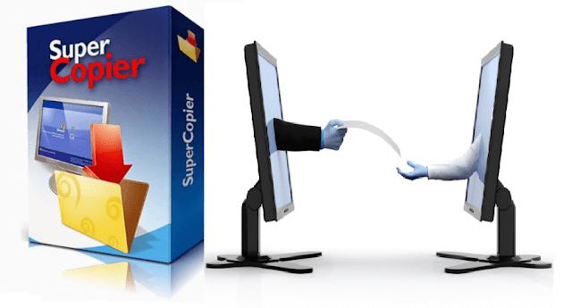 تحميل برنامج Supercopier لنقل الملفات بسرعة فائقة باخر اصدار