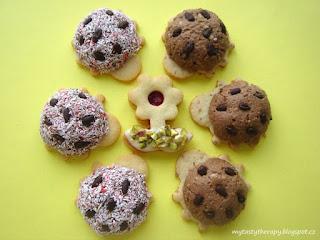 Margotkové nepečené cukroví