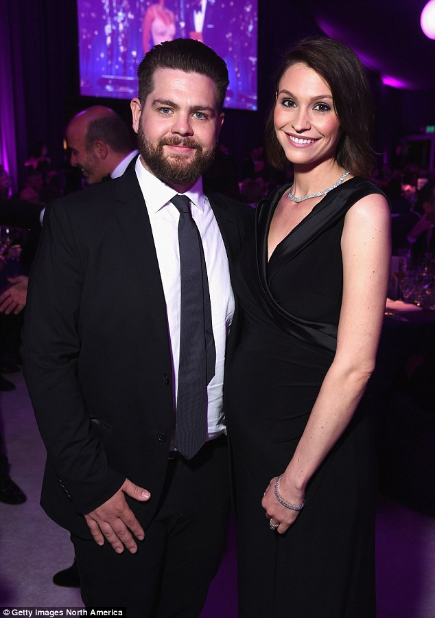 Jack Osbourne and wife Lisa Stelly reveal first picture of newborn