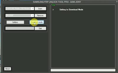 Samsung FRP Tool Pro free Download