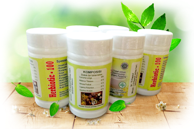 Kandungan Herbiotic 100 | Obat Tradisional Ampuh Aman & Legal