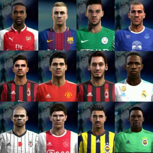Option File Update Transfer PES 2013