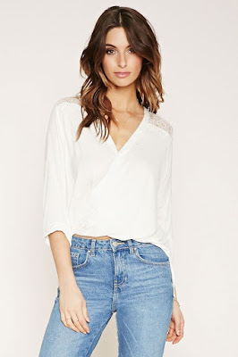 Camisa blanca millenial