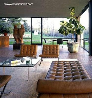 Carpeta de alfombra en una casa Moderna