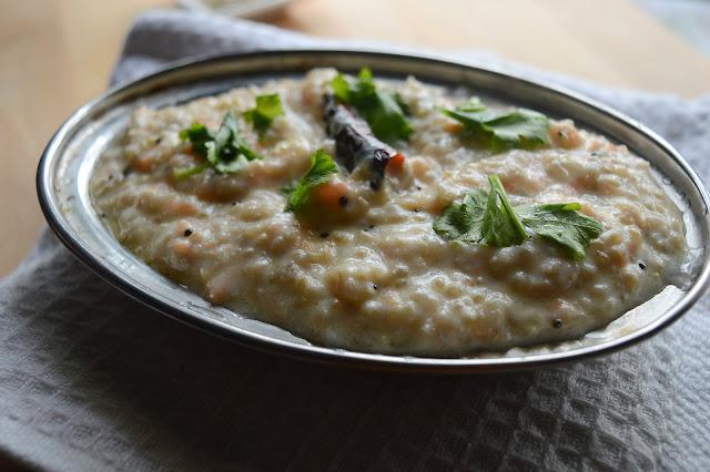 Quinoa Curd Rice | Quinoa Recipes | Lunch Box