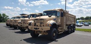 Heavy Dump Truck (HDT) M917A3