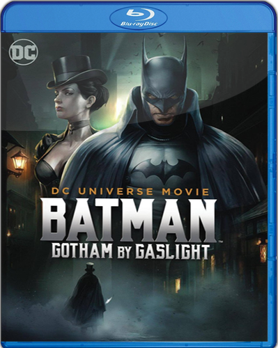 Batman: Gotham by Gaslight [2017] [BD25] [Latino – Castellano]